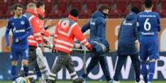 Crisis bij Schalke 04 houdt aan, Uth na horrorbotsing stabiel