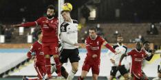 Liverpool profiteert niet van puntenverlies Tottenham