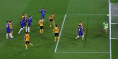 Chelsea lijdt in extremis bij Wolves tweede verlies op rij