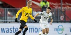 """Koolwijk baalt na uitschakeling: """"We voetbalden niet meer"""""""