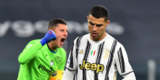 Juve morst tegen Atalanta, Ronaldo mist penalty