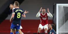 Malaise Arsenal houdt aan: punt tegen Southampton
