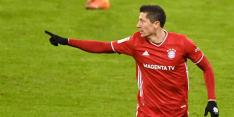 """Lewandowski dolblij met prijs: """"Ik voel me fantastisch"""""""