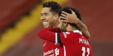 Firmino kopt Liverpool in extremis langs Spurs