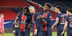 Memphis en Lyon raken koppositie kwijt, PSG wint met moeite