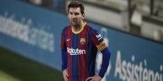 Basisplaatsen De Jong, Messi én Dest tegen Huesca