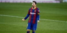 Contractdetails Messi lekken uit: 555 miljoen euro in vier jaar tijd