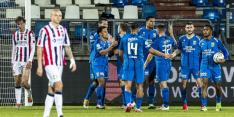 Vitesse pakt cadeautjes Willem II gretig uit en is een ronde verder