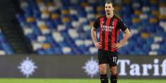 """Zlatan na coronavirus: """"Gaf namen aan de muren"""""""