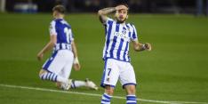 Real Sociedad verrassend onderuit; Villarreal wint