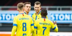 Honderden Cambuur-fans vieren feest, oproep De Jong helpt niet