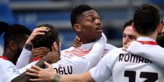 Snelste goal ooit leidt zege AC Milan in, Inter maakt ook geen fout