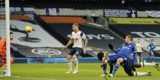 Leicester wint en neemt plaats twee over van Tottenham
