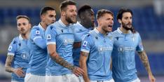 Napoli verliest ook van Lazio en haakt af in de top