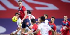 Botman slaat met Lille aanval PSG af en is koploper
