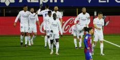 Vliegende start bezorgt Real Madrid belangrijke zege in Eibar