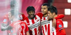 PSV schrikt even, maar legt VVV-Venlo eenvoudig over de knie