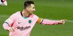 Messi lijkt race tegen de klok te winnen, Dest in basis verwacht
