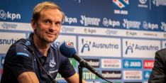"""De Jong direct in de basis bij Heerenveen: """"Intelligente jongen"""""""