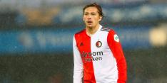 Feyenoord-huurling Wehrmann uit selectie gezet bij Luzern