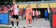 Troost (19) noemt trainen met Berghuis 'universiteit voor keepers'