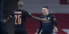 """Guardiola looft Foden: """"Fantastische speler op die leeftijd"""""""