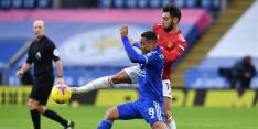Punt voor Leicester en United in vermakelijke Boxing Day-opener