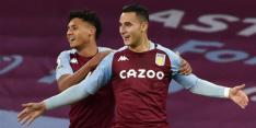 Tienkoppig Aston Villa wint; Saints doelpuntloos gelijk