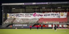 Het jaar van... FC Emmen: dit keer wel in degradatienood
