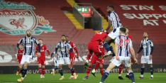 Liverpool doet zichzelf tekort met remise tegen verdedigend WBA