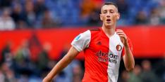 Goed nieuws voor Feyenoord: Bozeník terug op trainingsveld