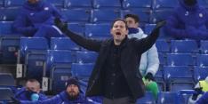 Chelsea ontslaat Lampard vanwege povere prestaties