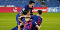 Sociedad maakt einde aan drama-reeks in derby