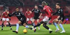 Man United wint ook van Aston Villa en meldt zich aan kop