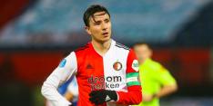 "Berghuis maakt seizoen af bij Feyenoord: ""Punt"""