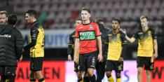 N.E.C. ontkent transfer Van Ottele naar sc Heerenveen