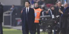 Inter: geen sprake van verkoop van de club door voorzitter Zhang