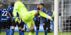 Hattrickheld Martínez helpt Inter over dode punt
