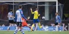 Cambuur maakt indruk met makkelijke zege bij FC Eindhoven