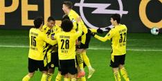 Dortmund start goed aan 2021 met zege op Weghorst