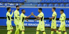Atlético herovert koppositie na zege in extremis