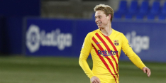 Spaanse media lovend over Frenkie: 'Koeman had gelijk'