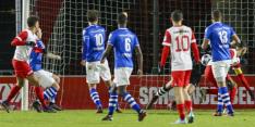 Kluivert maakt tegen Den Bosch eerste goal in profvoetbal