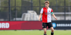 Feyenoord laat Hendriks (19) vlieguren maken in Breda