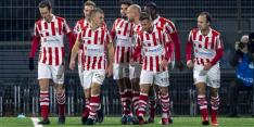 TOP Oss boekt tegen Jong Ajax vijfde overwinning op rij