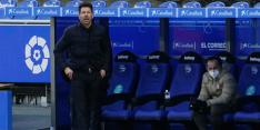 Atlético kan zich richten op titelstrijd na blamage in Copa