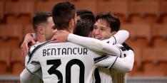 Juve bezorgt AC Milan eerste nederlaag van het seizoen