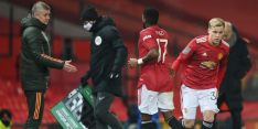 Solskjaer kondigt speeltijd aan voor Van de Beek tegen Liverpool