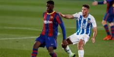 'Niet Tottenham, maar Duitse topclub verlost Barça van Moriba'