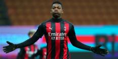 Kaartenregen enige smet op zege Milan bij rentree Zlatan